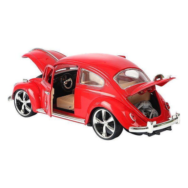 Volkswagen Beetle Toy Model Car | 1:18 Scale Diecast