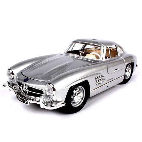 1954 Mercedes 300SL Alloy Die Casting Car Model