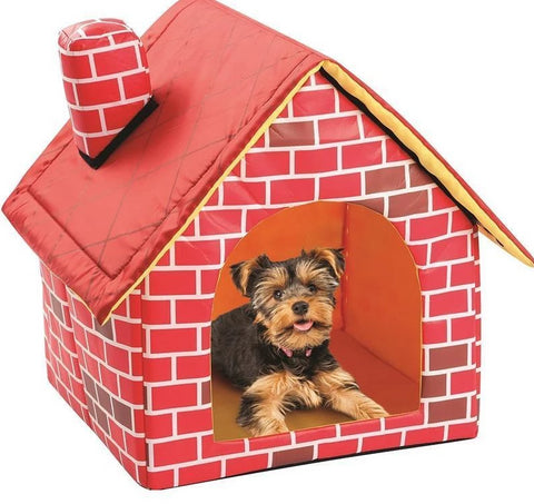 Pet Junxion bed Default Title Portable Brick Dog or Cat House