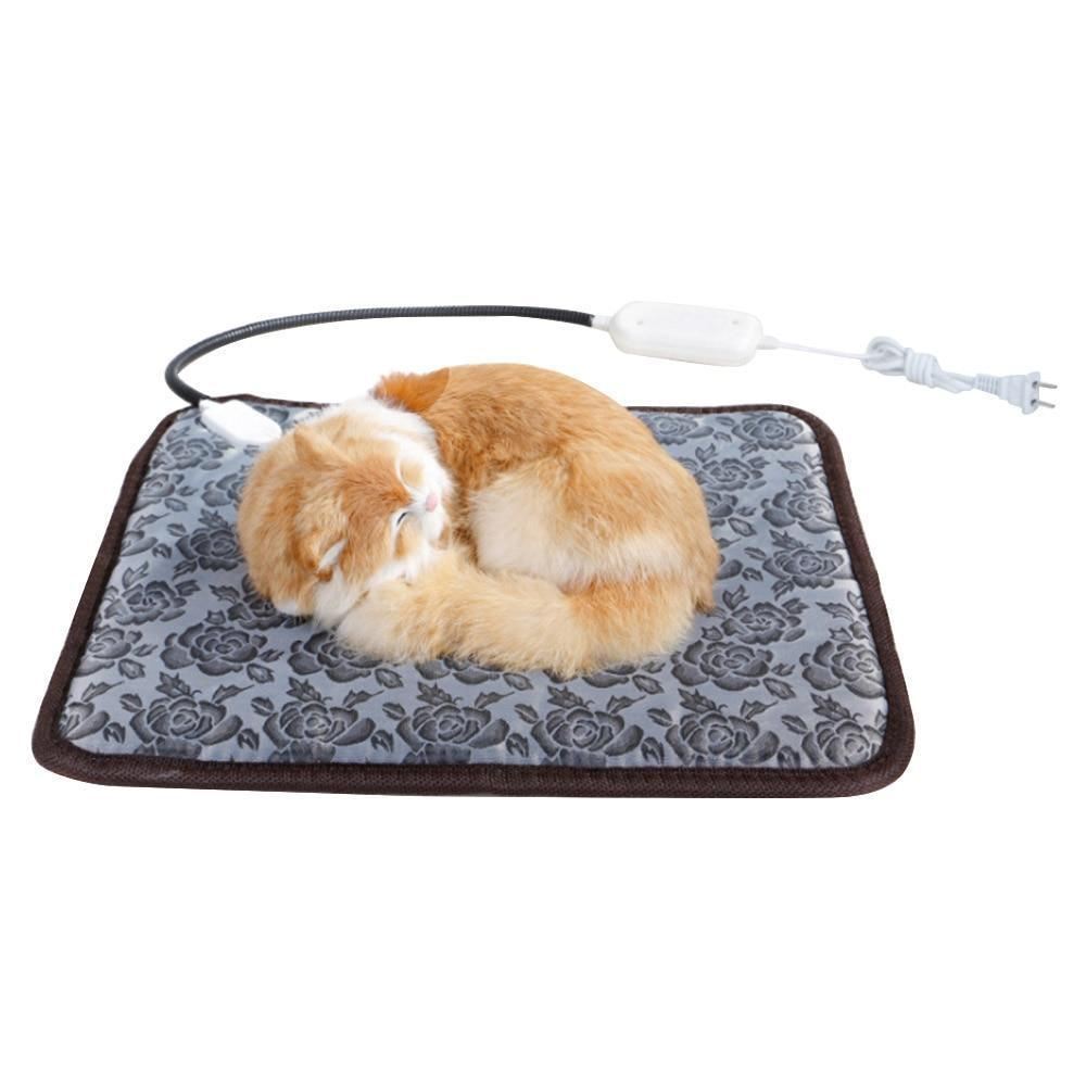 Pet Junxion bed Waterproof Electric Heating Pad for Cats and Dogs