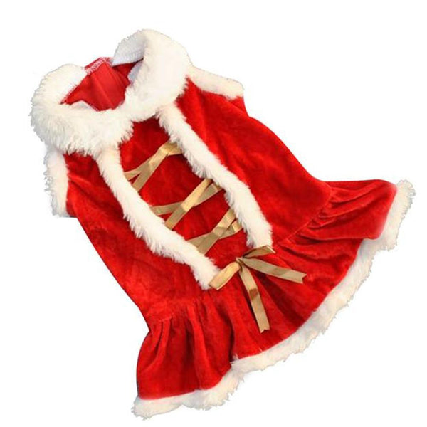 Red Christmas Designer Costume