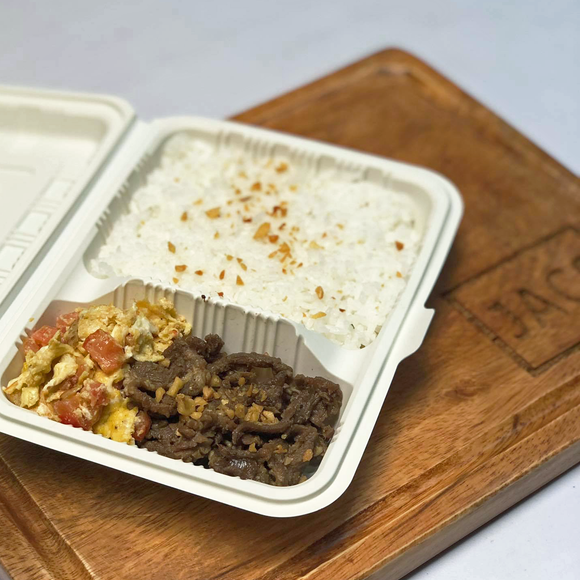 Beef Tapa Meal (set of 6)