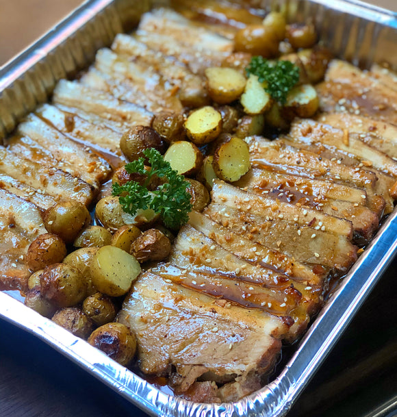 Korean Pork Belly (Family Size)