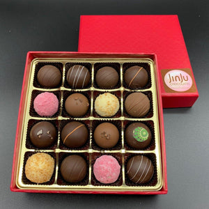 16 Pcs Box - Truffle Collection