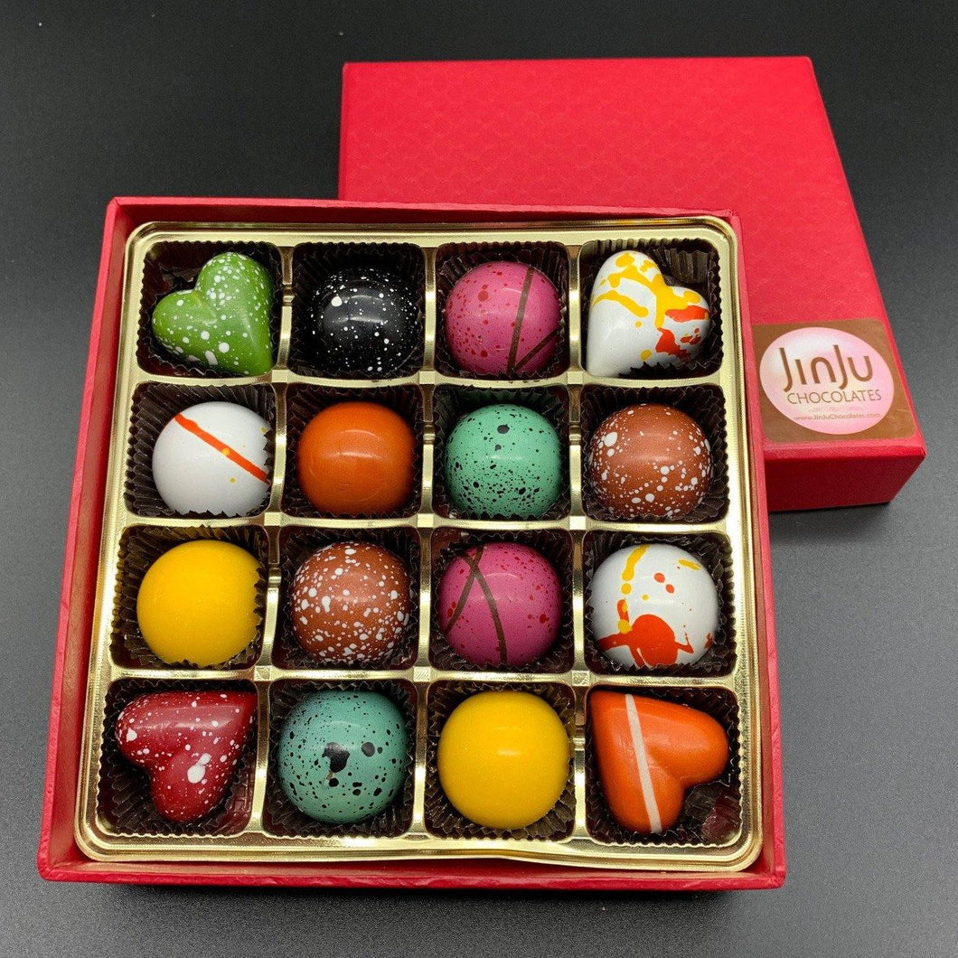 16 Pcs Box - Bonbon Collection