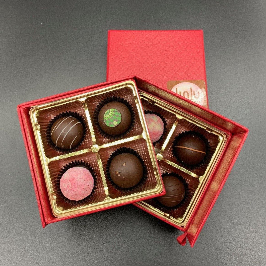 8 Pcs Box - Truffle Collection