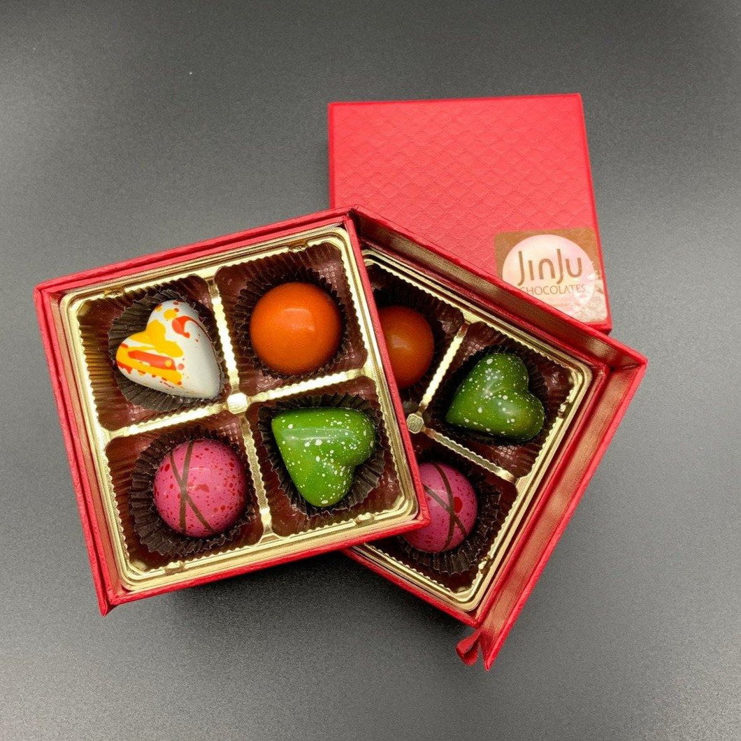 Chocolate Bonbon 8 Pcs Box