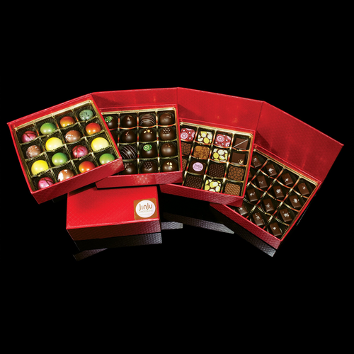 Assorted Chocolate 64 Pcs Box