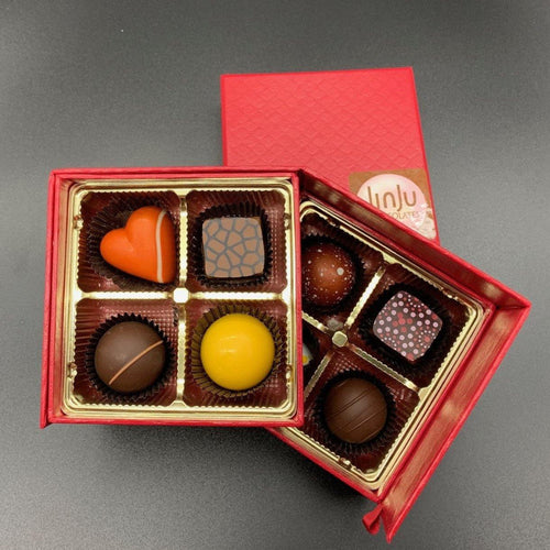 Assorted Chocolate 8 Pcs Box