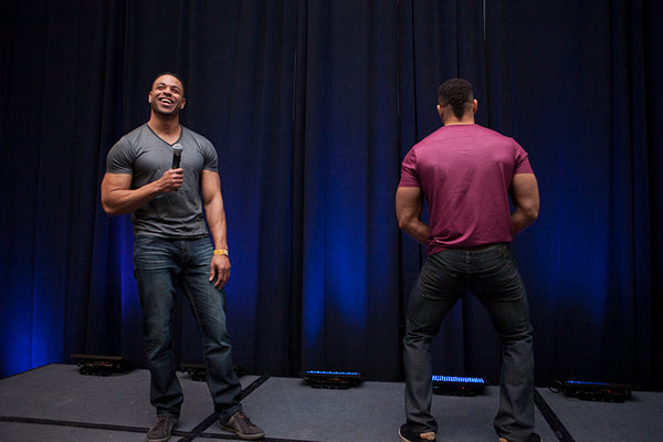 Hodgetwins Performing