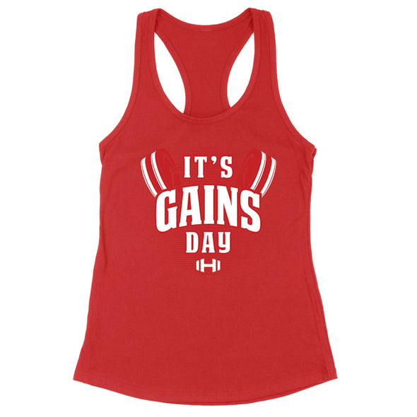 Its Gains Day Womens Apparel