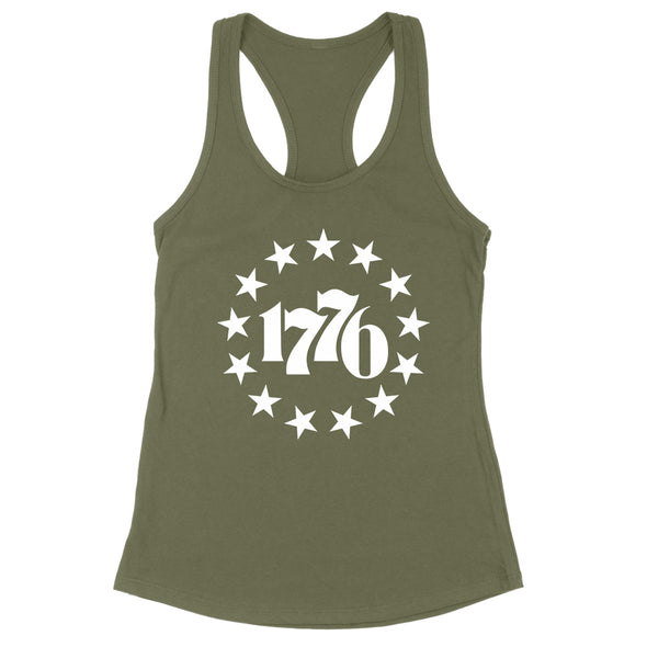 Betsy Ross 1776 Womens Apparel