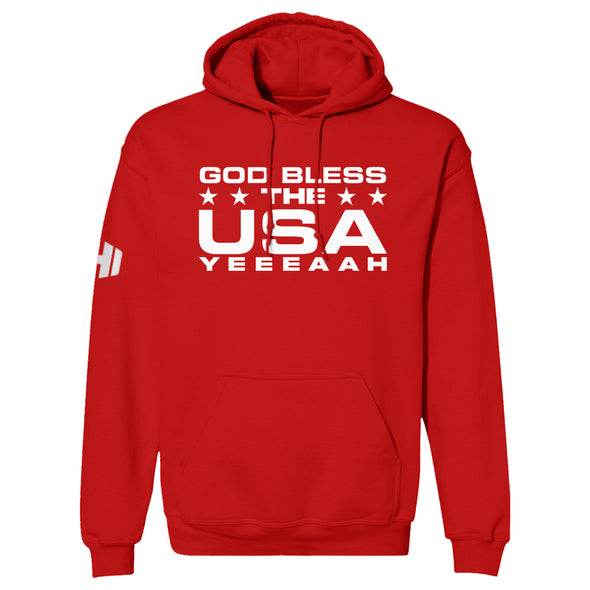 God Bless The USA Hoodie