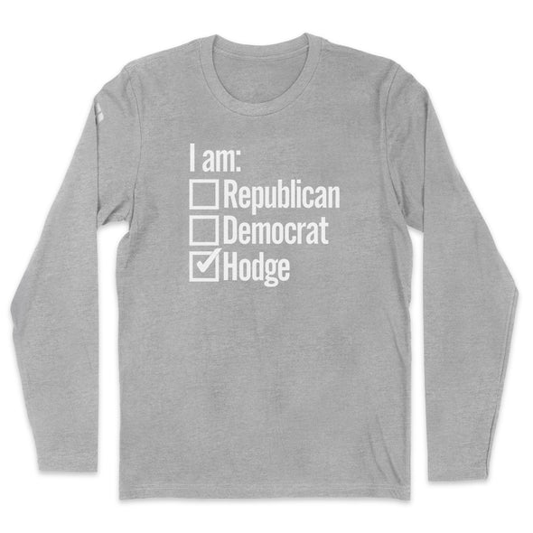 I Am Hodge Mens Apparel