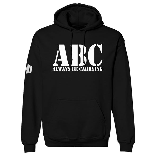 ABC Always Be Carrying Hoodie