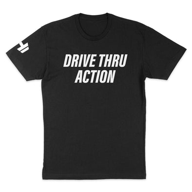 Drive Thru Action Mens Apparel