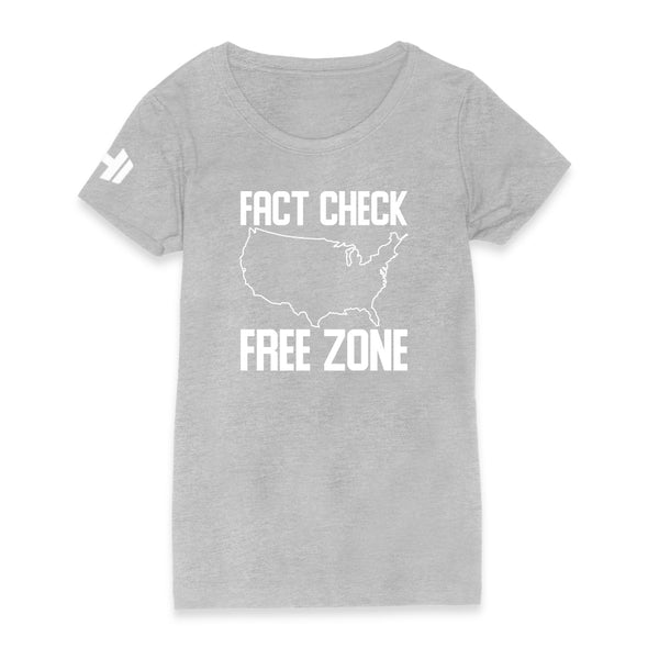 Fact Check Free Zone Womens Apparel
