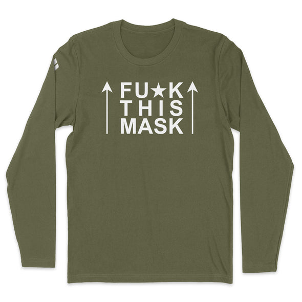 Fuk This Mask Mens Apparel