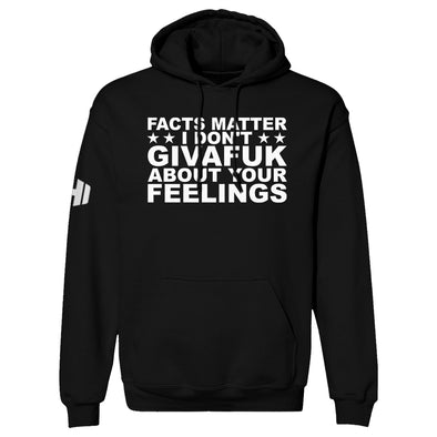 Facts Matter Hoodie