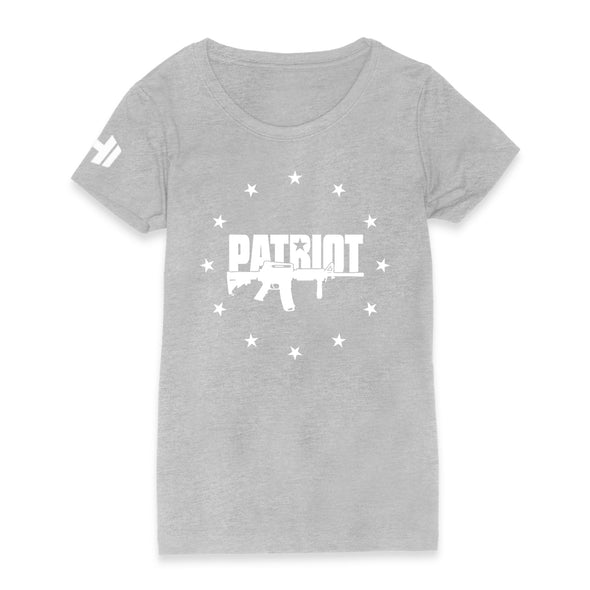 Patriot USA Gun Womens Apparel