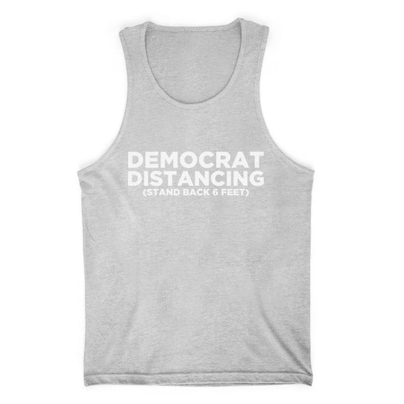 Democrat Distancing Mens Apparel