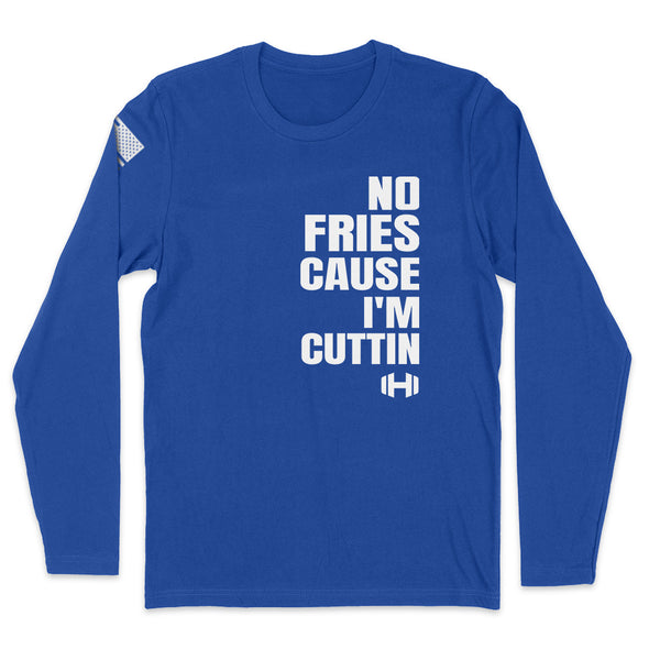 No Fries Mens Apparel