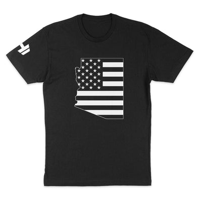 Arizona USA Flag Mens Apparel