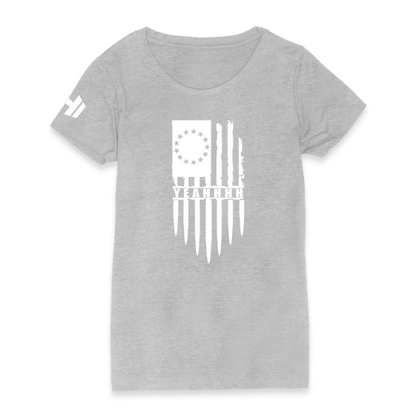 Yeah Betsy Ross Flag Womens Apparel