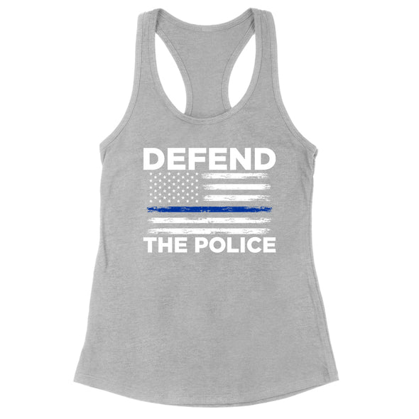 Defend The Police Womens Apparel