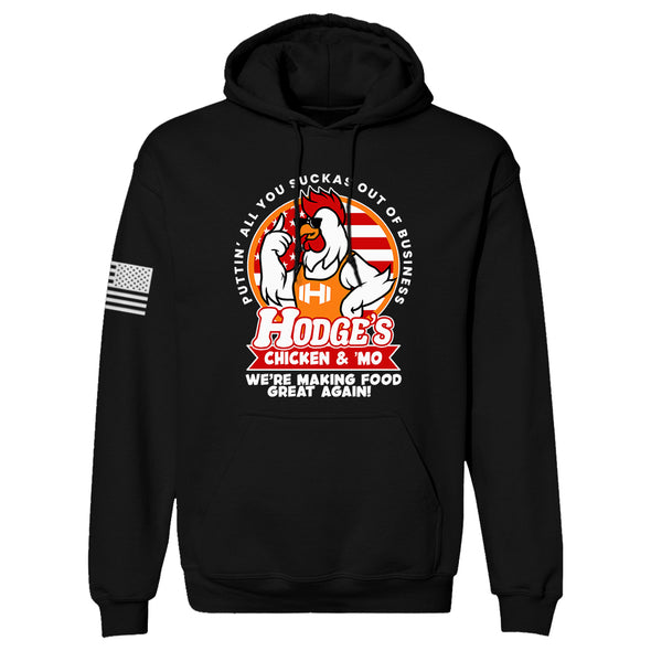 Hodges Chicken And Mo Hoodie