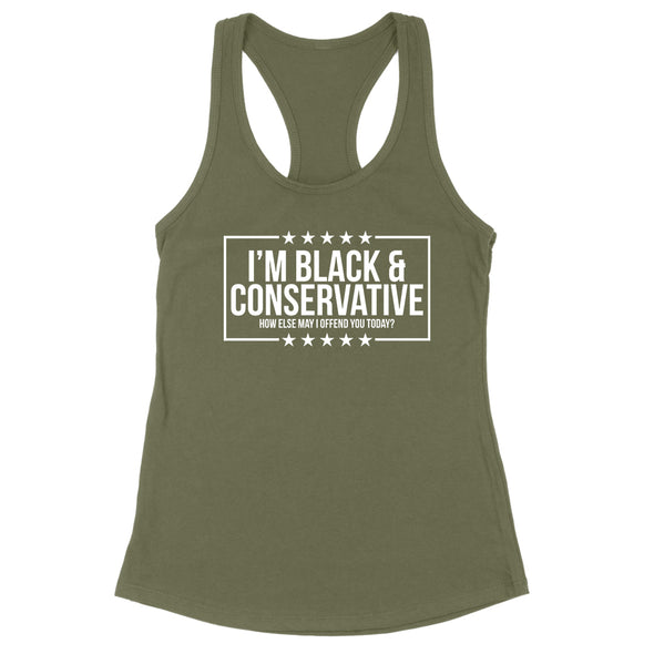 Black Conservative Womens Apparel