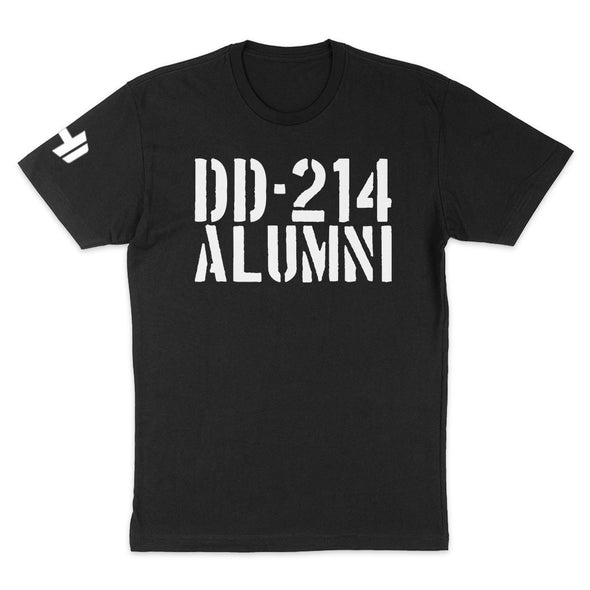 DD-214 Alumni Mens Apparel