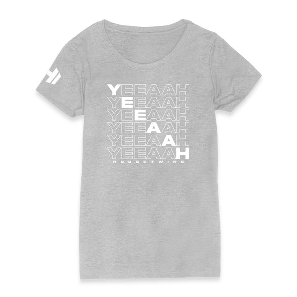 Yeah Diagonal Womens Apparel