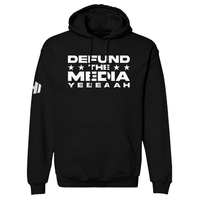 Defund The Media YEEEAAH Hoodie