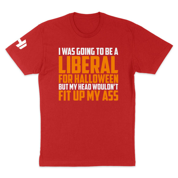 I Was Going To Be A Liberal For Halloween Mens Apparel