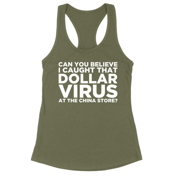 Dollar Virus Womens Apparel