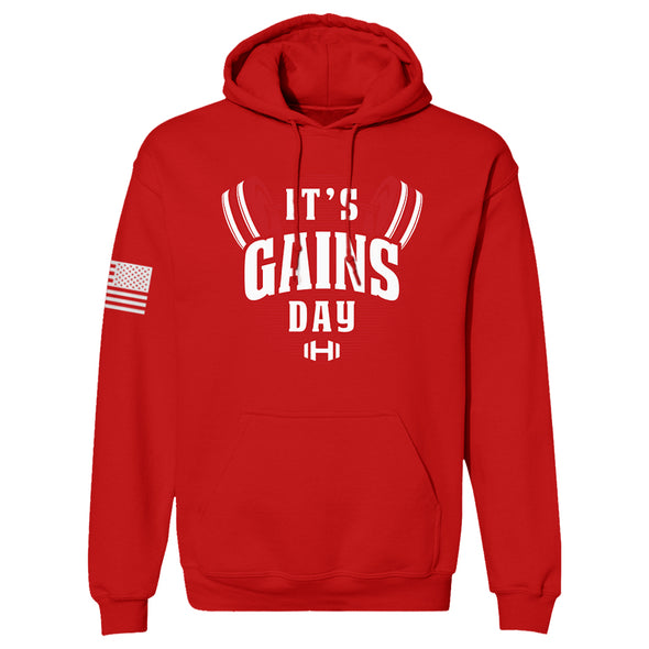 Its Gains Day Hoodie