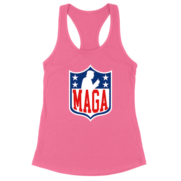 MAGA Football Womens Apparel