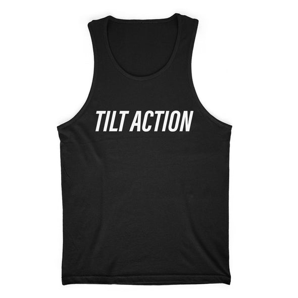 Tilt Action Mens Apparel
