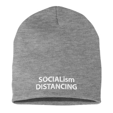 Socialism Distancing Beanie