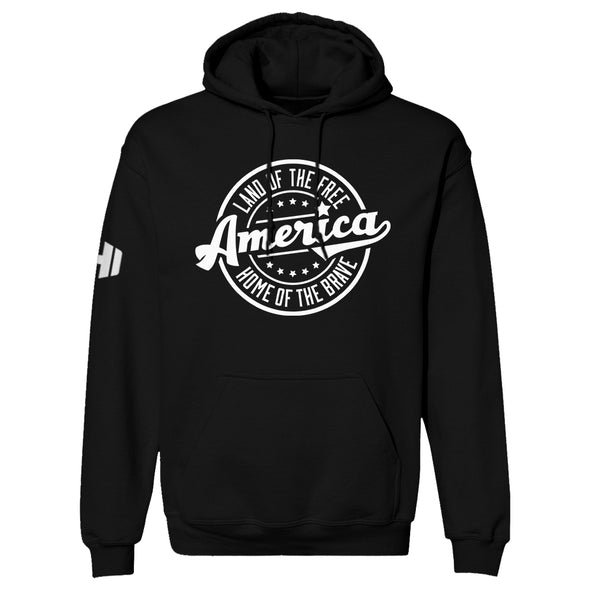 Land Of The Free Hoodie