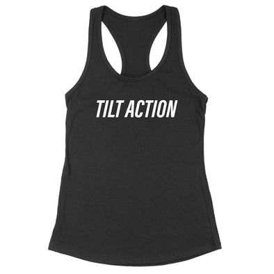 Tilt Action Womens Apparel