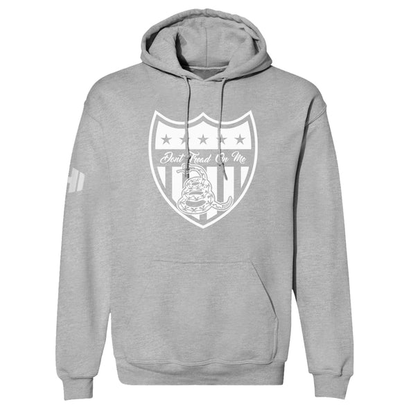 Don't Tread On Me Shield Hoodie