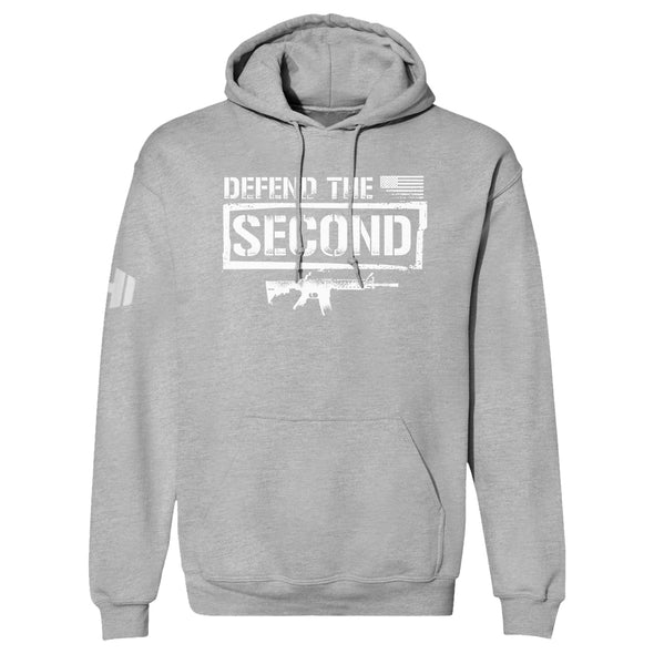 Defend The Second Hoodie