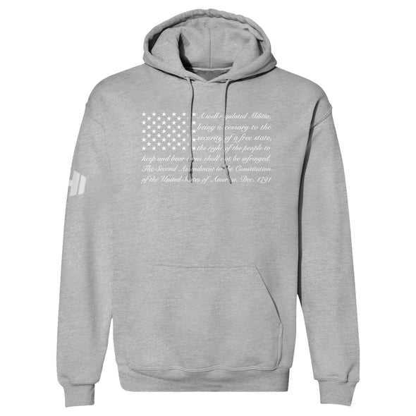 2nd Amendment Flag 2 Hoodie