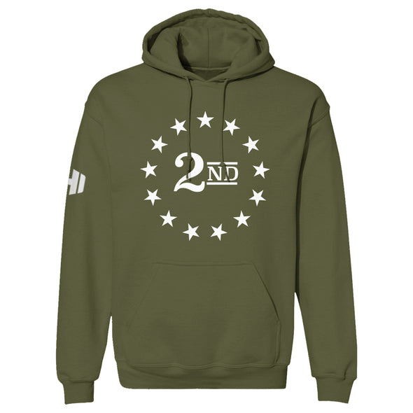 2nd Amendment Betsy Ross Hoodie