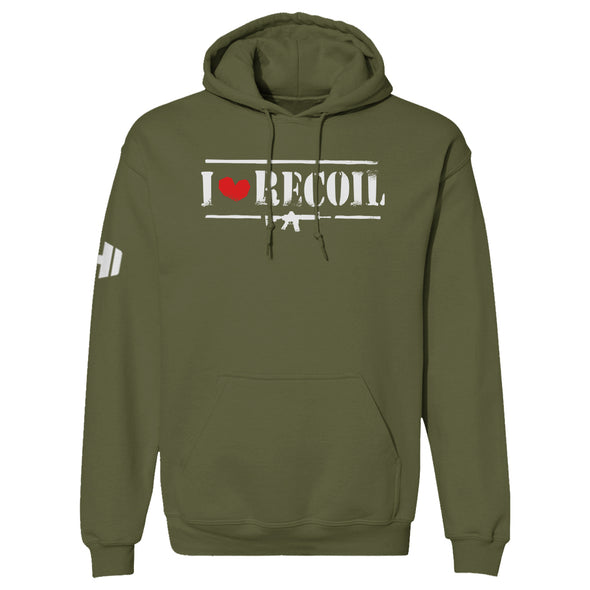 I Love Recoil Hoodie