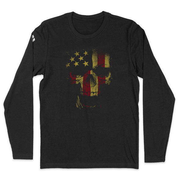 USA Skull Mens Apparel