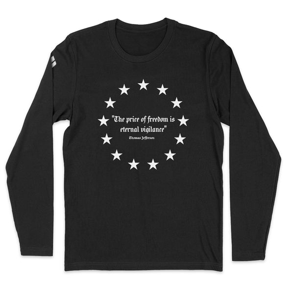 The Price Of Freedom Stars Mens Apparel