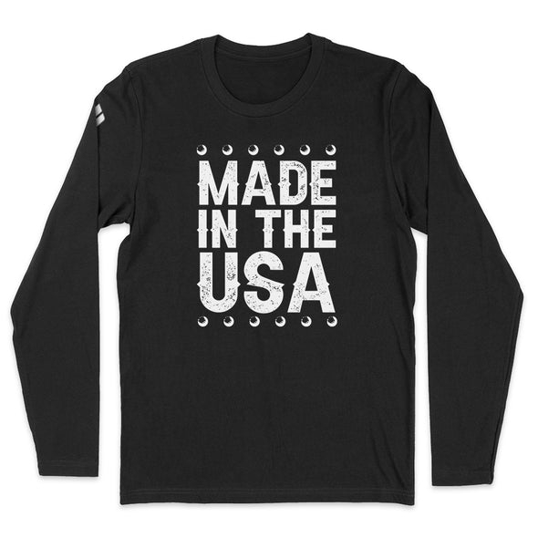Made in the USA Mens Apparel